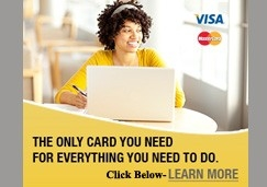 Consumer Credit Card Application